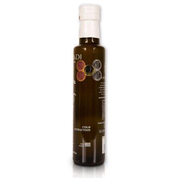 Oliwa z oliwek extra virgin Liocladi premium szklana butelka 250 ml 0,3%   Kolebka Smaku