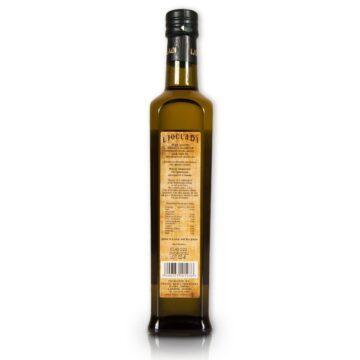 Oliwa z oliwek extra virgin Liocladi szklana butelka 500 ml 0,5% | Kolebka Smaku