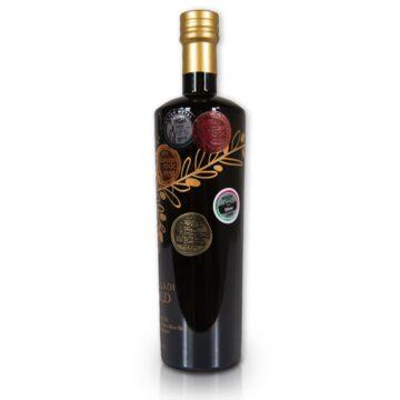 Organiczna oliwa z oliwek extra virgin premium gold bio szklana butelka 500 ml Liocladi