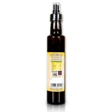 Oliwa z oliwek extra virgin Liocladi premium szklana butelka spray 250 ml 0,3%   Kolebka Smaku