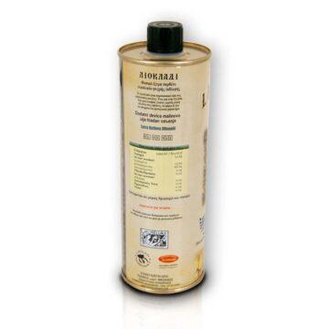 Oliwa z oliwek extra virgin Liocladi puszka 500 ml 0,5%   Kolebka Smaku