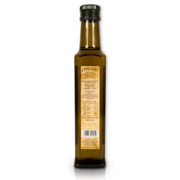 Oliwa z oliwek extra virgin Liocladi szklana butelka 250 ml 0,5% | Kolebka Smaku