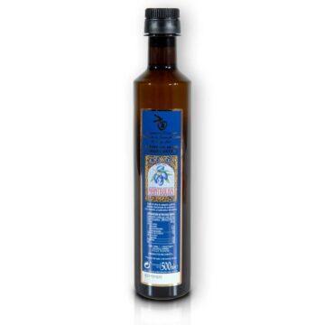 Organiczna oliwa z oliwek extra virgin filtrowana butelka pet 500 ml Monteoliva   Kolebka Smaku